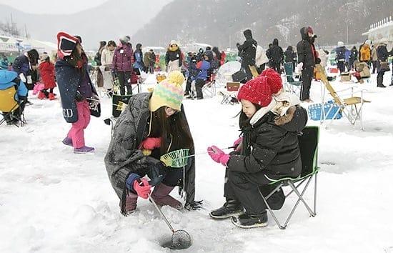 Tưng bừng với một loạt Lễ hội Mùa đông ở Hàn Quốc