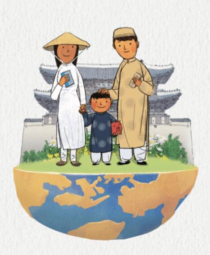 Sách tài chính và 3 tài liệu dành cho người nước ngoài tại Hàn Quốc