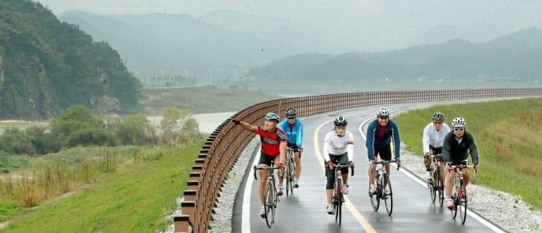 Cách thuê xe đạp công cộng ở Seoul