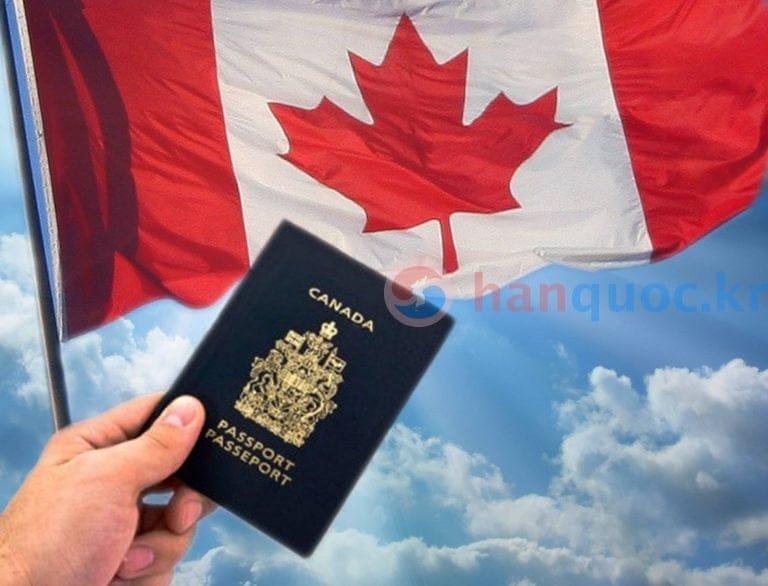 Xin visa đi hội thảo Canada