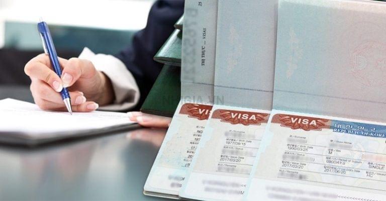 3 bước kiểm tra kết quả visa Hàn Quốc Online