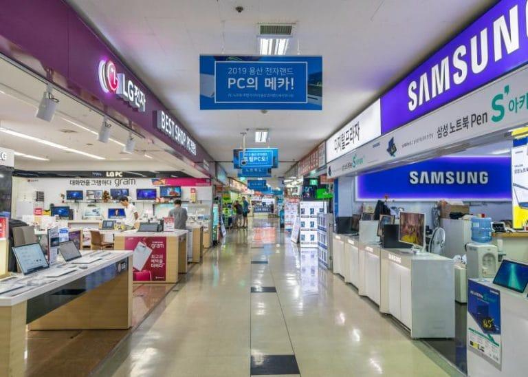 Các câu hỏi về Hàn Quốc – hành chính và luật