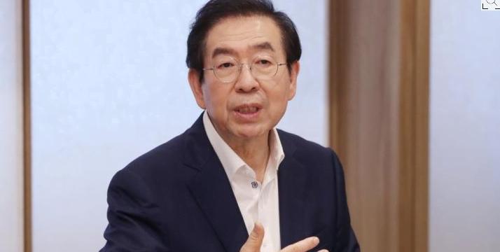 Park Won Soon, thị trưởng thành phố Seoul có thể đã tự vẫn ngày 09 tháng 07 năm 2020