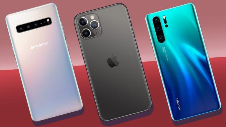 NHỮNG HÃNG điện thoại bán chạy nhất tại Hàn Quốc 2020
