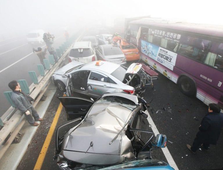 Cách xử lý khi gặp tai nạn giao thông ở Hàn Quốc